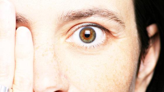 Niewidomy miłośnik przygód odzyskuje częściowo wzrok dzięki eksperymentalnemu lekarstwu